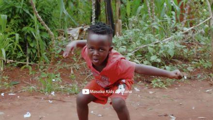 Masaka Kids Africana nos alegran la Navidad