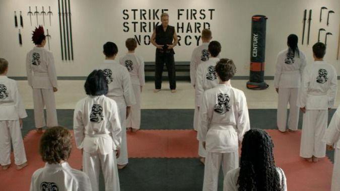 Empezando con buen pie 2021: 'Cobra Kai' adelanta su estreno en Netflix