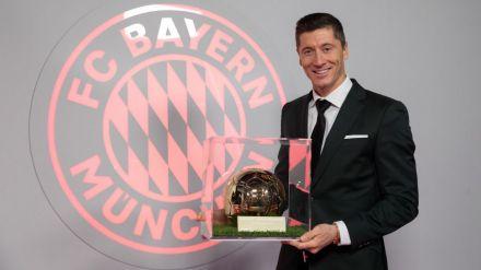 Lewandowski, Cristiano y Lukaku, máximos goleadores de clubes en 2020