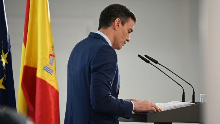 Sánchez rinde cuentas del Ejecutivo de coalición ante el peor año que se recuerda