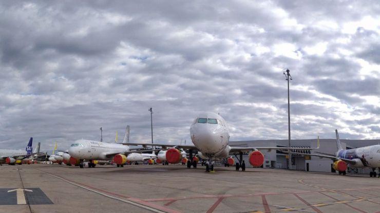 El aeropuerto de Castellón bate en 2020 su récord anual de operaciones