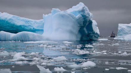 Advierten acerca de una inusual actividad sísmica en la península Antártica