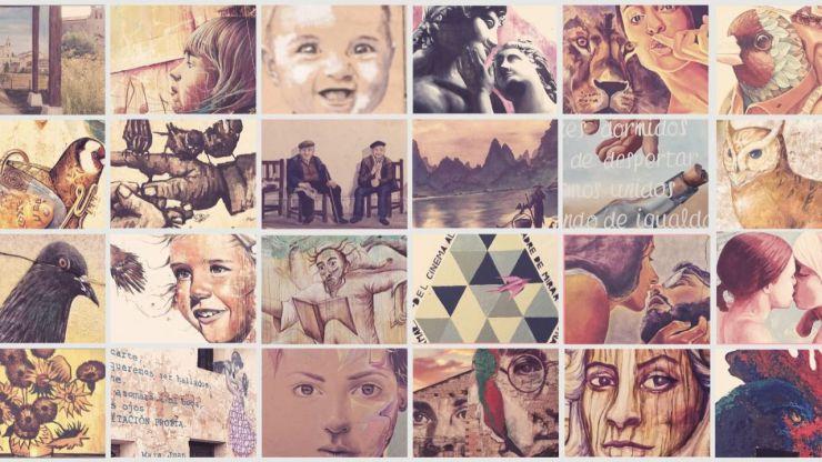 Villangómez: ¿El pueblo con la mayor concentración de arte urbano de España?