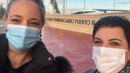 PP y Cs claman contra la 'socia' de Sánchez por su visita a presos de ETA