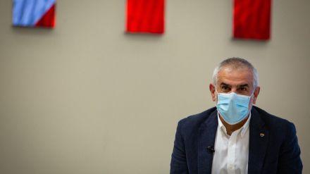 Carrizosa: 'No podemos tener a un ministro de Sanidad, Salvador Illa, a tiempo parcial'