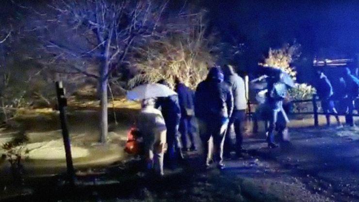 La peor cara de Filomena: Mueren dos personas en Mijas arrastradas por la corriente