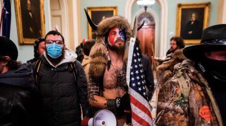 La vergüenza de ver un bisonte presidir el Senado de EE.UU.