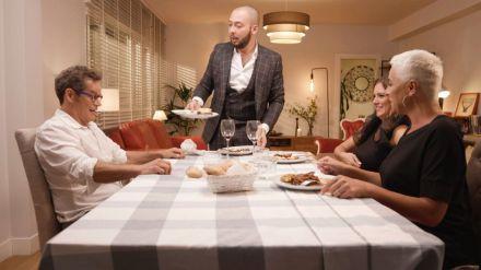 José Antonio Avilés primer anfitrión de 'Ven a cenar conmigo. Gourmet Edition'