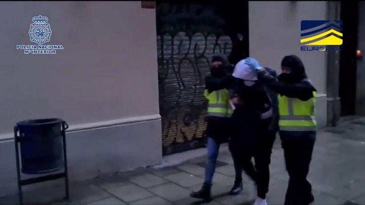 La Policía detiene en Barcelona a un retornado de DAESH