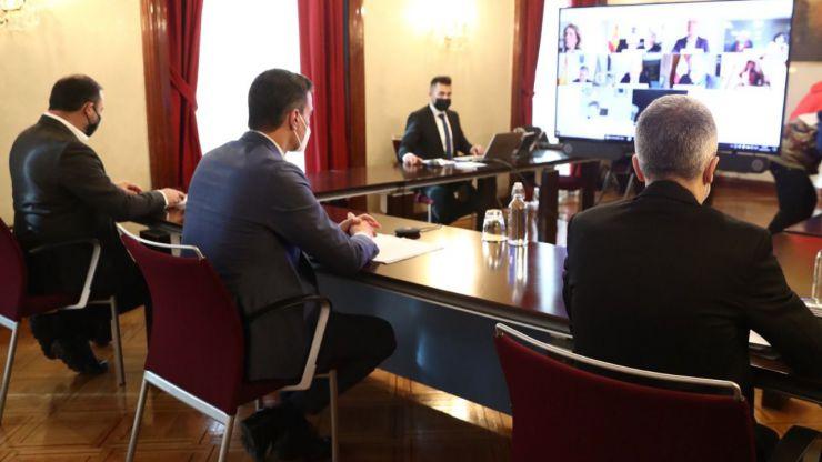 Borrasca 'Filomena': El Gobierno 'volcado' en garantizar el abastecimiento