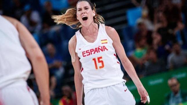 Baloncesto: Anna Cruz anuncia su retirada de la Selección