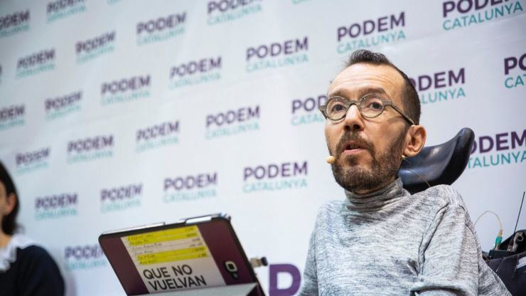 Podemos culpa al PSOE del precio de la luz y exige retirar los beneficios a las eléctricas