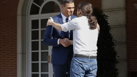 Unidas Podemos pide explicaciones al PSOE sobre los gastos del Rey Emérito en Abu Dabi