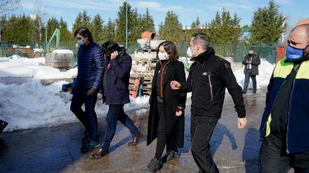 La Comunidad de Madrid como zona afectada gravemente por la emergencia de protección civil