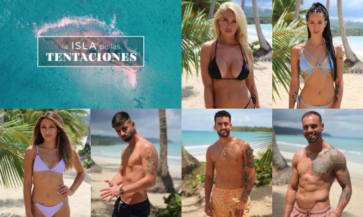 Conoce a los primeros solteros y solteras de 'La isla de las tentaciones 3'