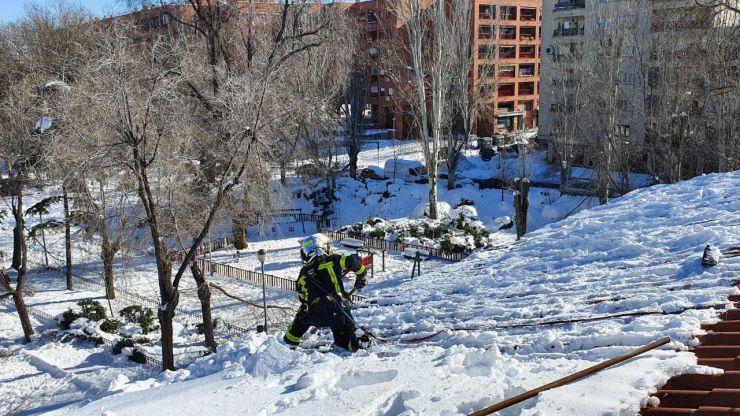 Fenómenos meteorológicos extremos como 'Filomena' serán más frecuentes como consecuencia de la crisis climática