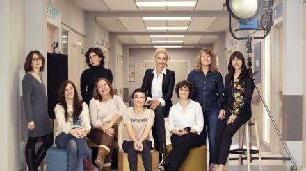 Mediaset confía en 'Madres': Hiba Abouk, Carlos Bardem, Michelle Calvó y Adrià Collado se unen al reparto