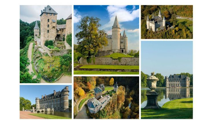 Bélgica: El país con más castillos por metro cuadrado del mundo