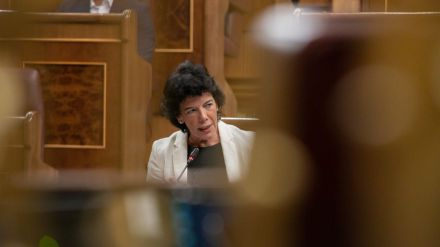 Vox critica que PP y Ciudadanos se hayan aliado con el PSOE para proteger la 'Ley Celaá'