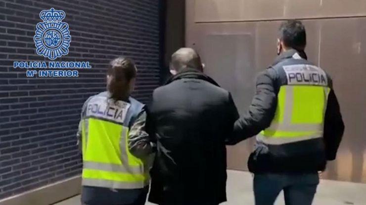 Detenido un fugitivo francés buscado por violar a una anciana de 84 años