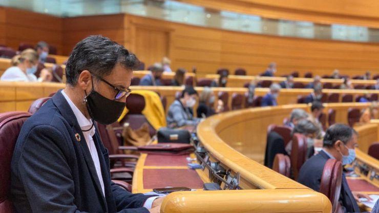 El PSOE propone al Gobierno derogar la reforma de las pensiones del PP de 2013