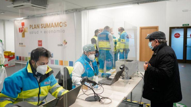 Se duplica por semana: Madrid confirma que el 9% de los contagios proceden de la cepa británica
