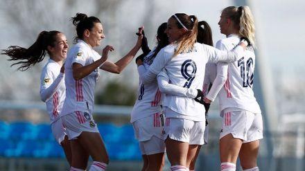 Primera Iberdrola: El Real Madrid CF - CD Santa Teresa abre el comienzo del fin de la primera vuelta