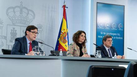 El Gobierno extiende los ERTE, las moratorias del alquiler y revaloriza las pensiones
