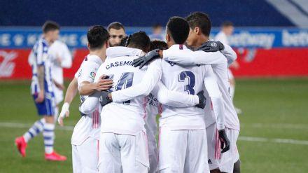 El Real Madrid vuelve a jugar en casa 28 días después para medirse al Levante