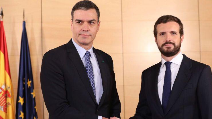CIS: PSOE y PP al alza aunque la derecha sigue sumando más que la coalición de izquierdas