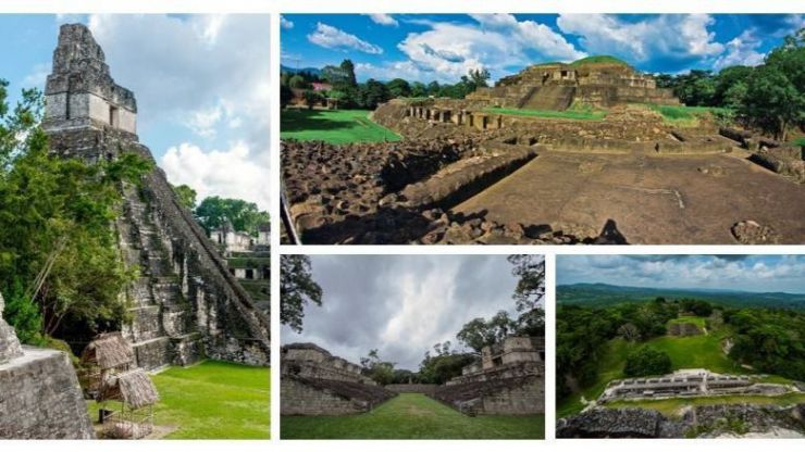 Cultura Maya en Centroamérica: Pirámides, imponentes templos y sorprendentes yacimientos