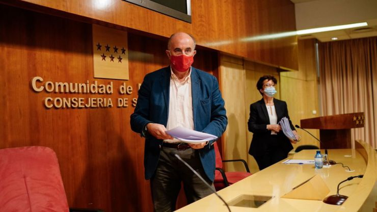 La Comunidad de Madrid amplia la restricción de movilidad a 19 zonas básicas más y cinco localidades