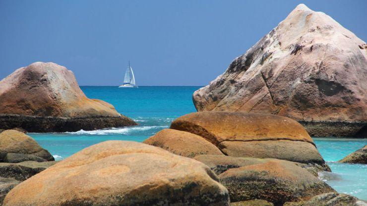 Islas Seychelles: Las islas (IV)