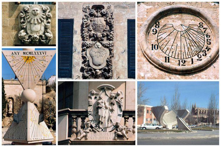 Los relojes solares y Palma, un idilio que perdura en el tiempo