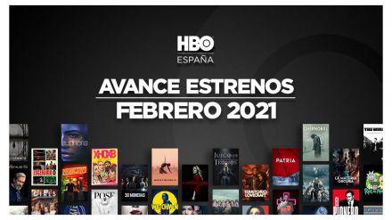 Febrero da comienzo en HBO con estos estrenos