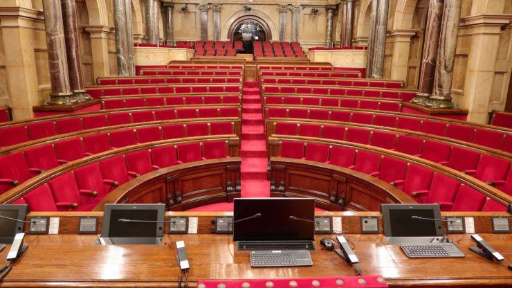 Elecciones en Cataluña: Así van los sondeos con PSC, ERC y Junts disputándose la victoria