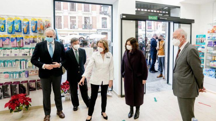 Madrid comienza este jueves a hacer test de antígenos gratis en farmacias y clínicas dentales