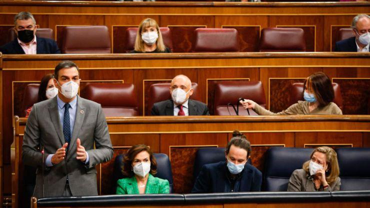 Sánchez se muestra contundente y pide a la oposición 'no polarizar, dividir y confrontar' a la sociedad