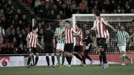 Real Betis y Athletic Club se verán las caras por primera vez en los cuartos de final de la Copa del Rey