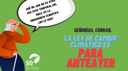 Emergencia climática: 'España es una anomalía en el continente europeo'