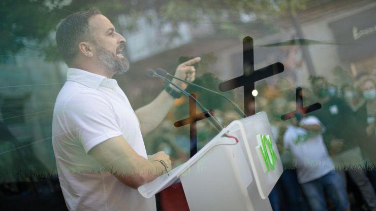 VOX quiere que las cruces cristianas sean consideradas Bien de Interés Cultural