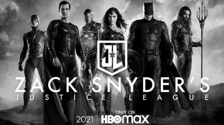HBO España: 'La Liga de la Justicia' de Zack Snyder calienta motores para su estreno