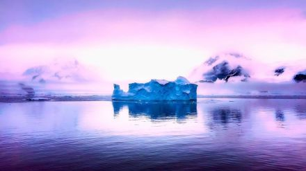 Destino: La Antártida