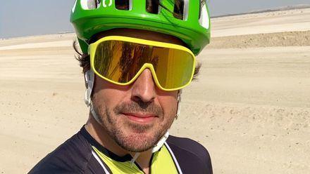 Fernando Alonso se recupera de un aparatoso accidente y su equipo despeja dudas sobre el Mundial