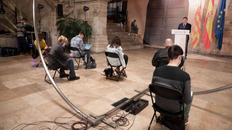 La Comunitat Valenciana prorroga las medidas para frenar la pandemia de COVID-19 hasta el 1 de marzo