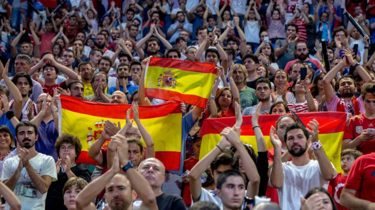 Eurobasket 2022: 13 de 24 plazas por decidir aunque España ya está clasificada