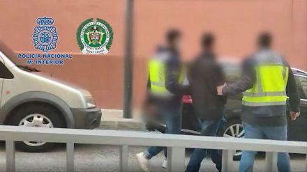 Detenido en Alicante uno de los criminales más buscados en Colombia