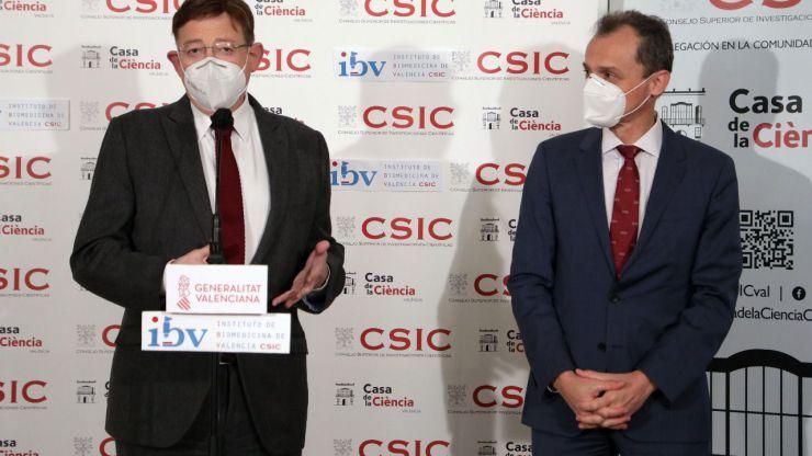 Destacado liderazgo del sistema de innovación valenciano en la lucha contra el COVID-19