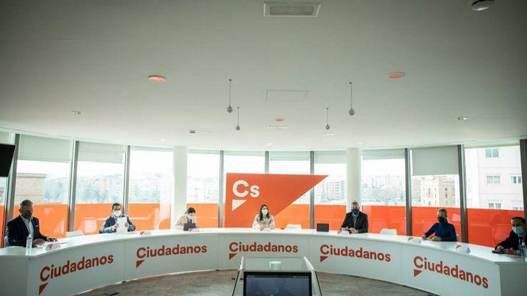 Arrimadas considera a Ciudadanos el único partido de 'centro, liberal, limpio, moderado y sensato'