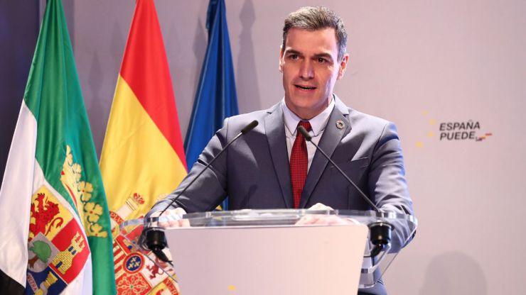 Sánchez lanza un duro mensaje a sus compañeros de Ejecutivo y advierte que el Gobierno actuará contra la violencia